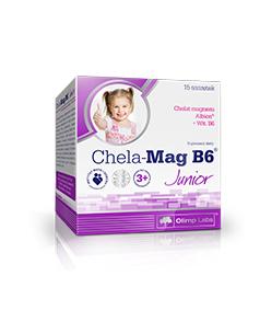 Olimpek CHELA-Mag B6 Junior - 15 sasz.