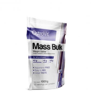 Ostrovit Mass Bulk - 1000g
