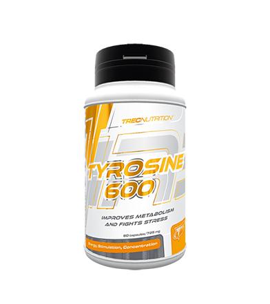 Trec Tyrosine 600 - 60kaps.