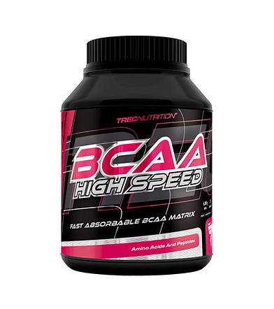 Trec BCAA 4:1:1 High Speed - 600g