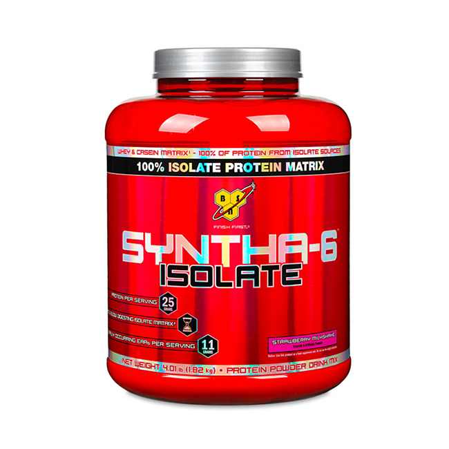 BSN Syntha-6 Isolate - 1824g