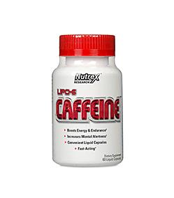 Nutrex Lipo-6 Caffeine - 60 kaps.