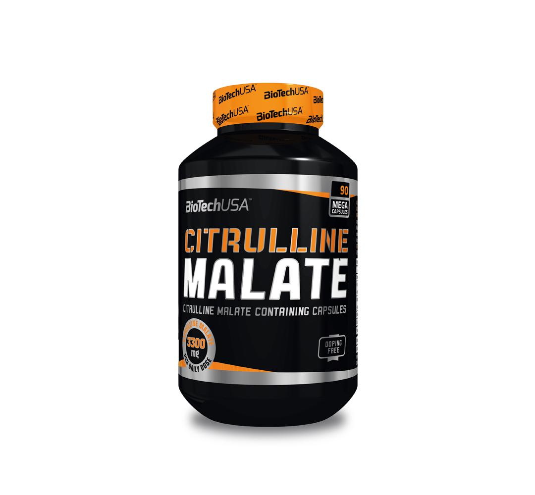 BioTech Citrulline Malate - 90kaps