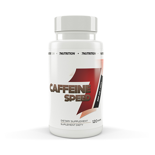 7Nutrition Caffeine Speed - 120kaps.