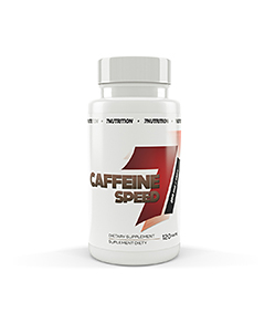 7Nutrition Caffeine Speed - 120kaps