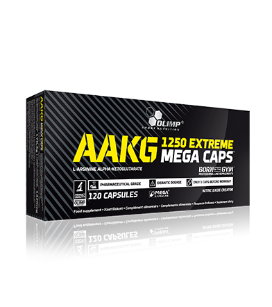 Olimp AAKG Extreme Mega Caps - 120kaps.