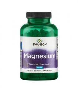 Swanson Magnesium - 250kaps.