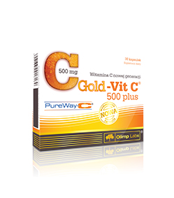 Olimp Gold Vit-C 500 Plus - 30kaps.