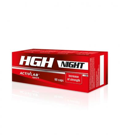 Activlab HGH Night - 60kaps.