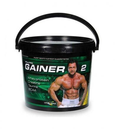 Vitalmax Whey PRO Gainer 2 - 4,5kg