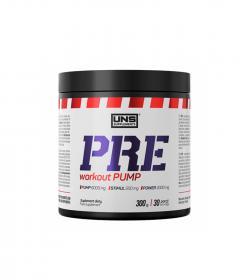 UNS PRE workout PUMP - 300g