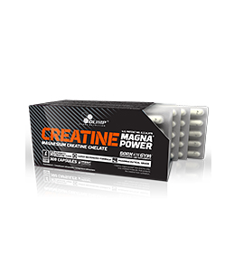 Olimp Creatine Magna Power MC - 120 kaps.