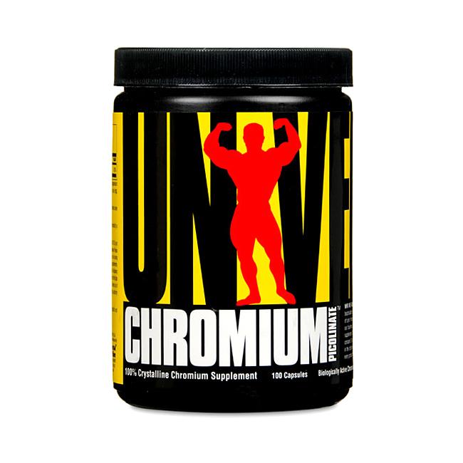 Universal Chromium Picolinate - 100kaps.