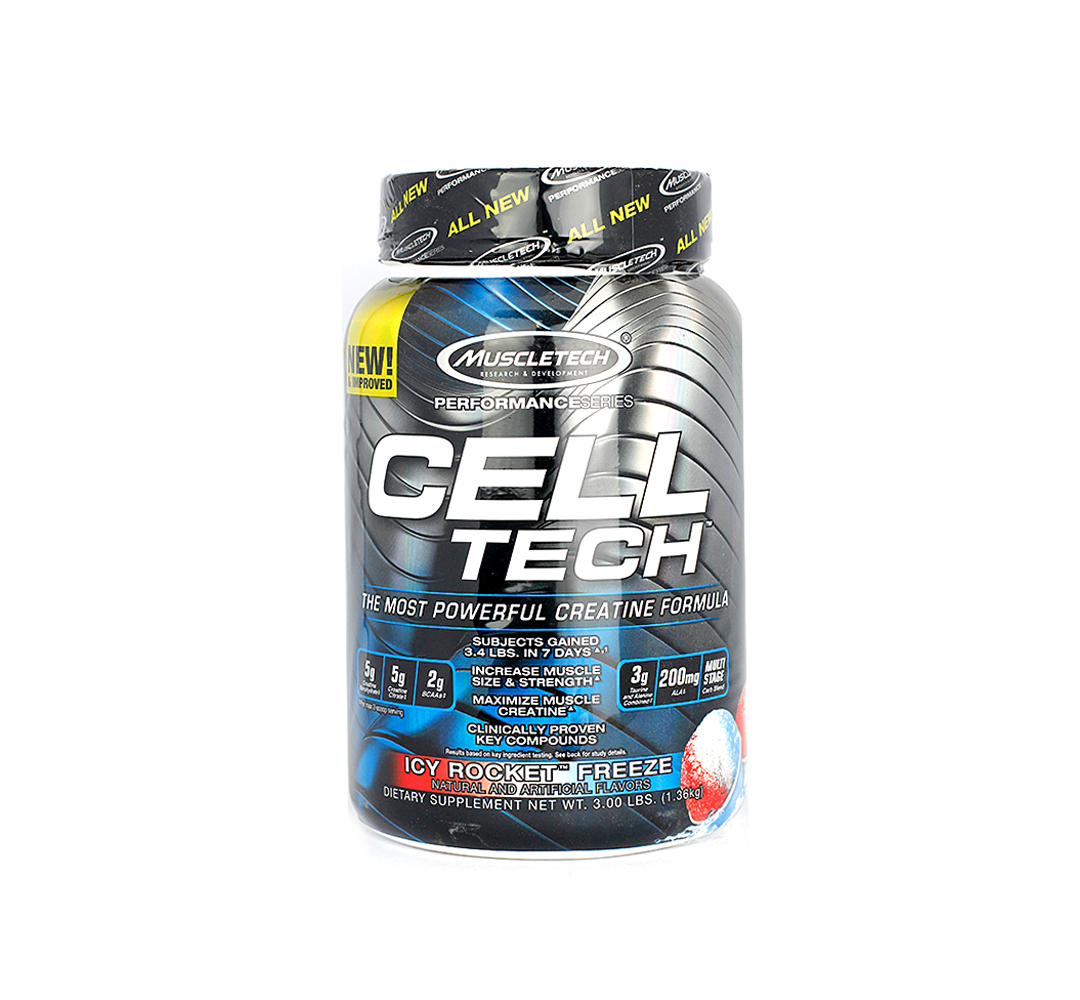 MuscleTech Cell Tech Perform - 1,4kg