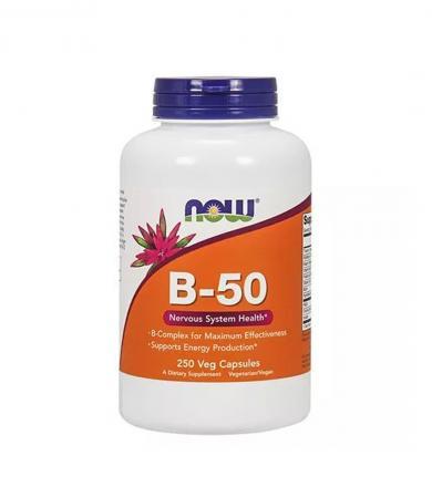NOW Foods Vitamin B-50 - 250kaps.