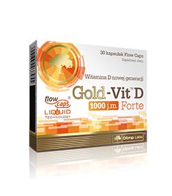 Olimp Gold Vit-D Forte - 30kaps.