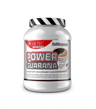 Hi Tec Power Guarana - 100kaps.