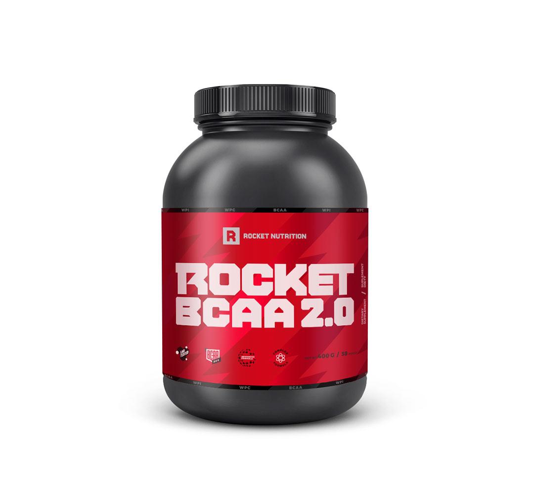 Rocket Nutrition Rocket BCAA - 400g