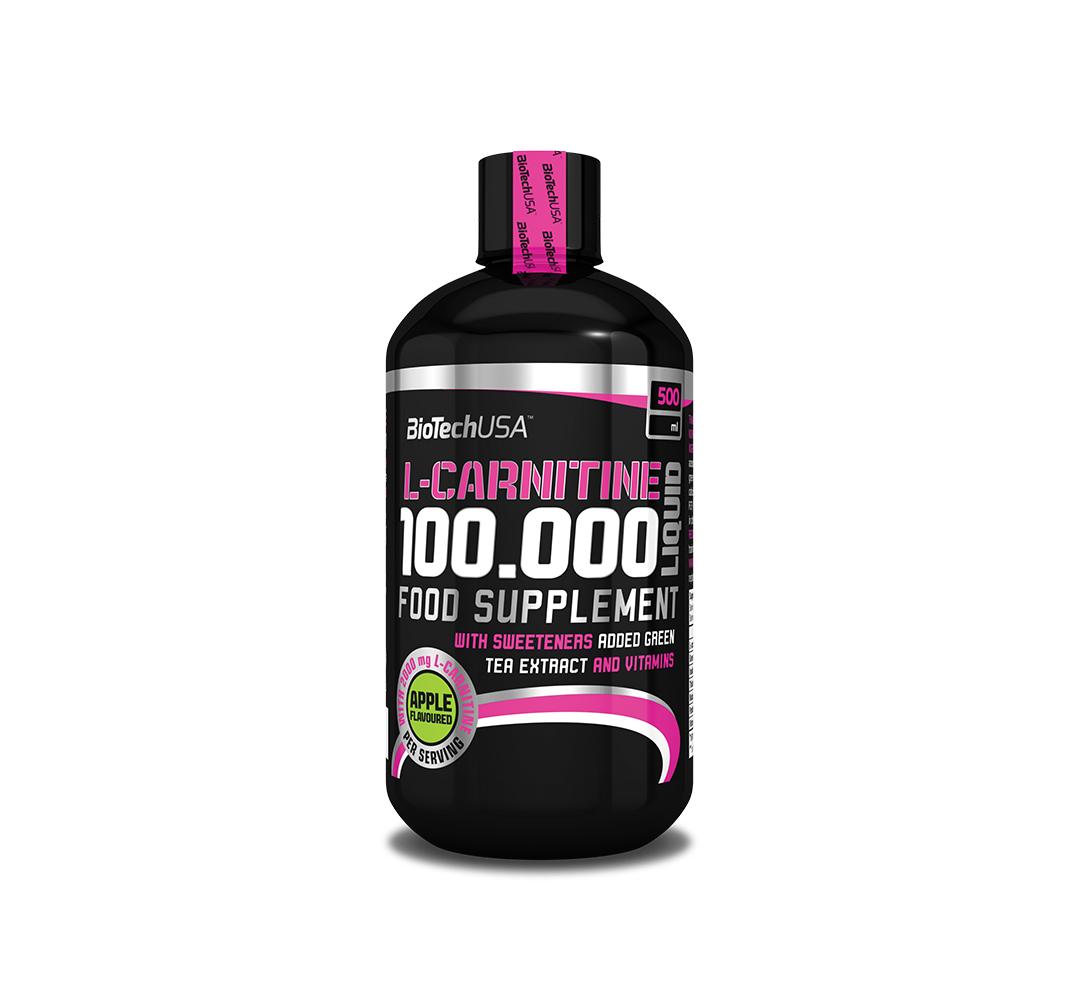 BioTech L-carnitine 100.000 - 500ml