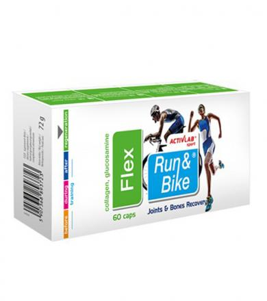 Activlab Run & Bike Flex - 60kaps.