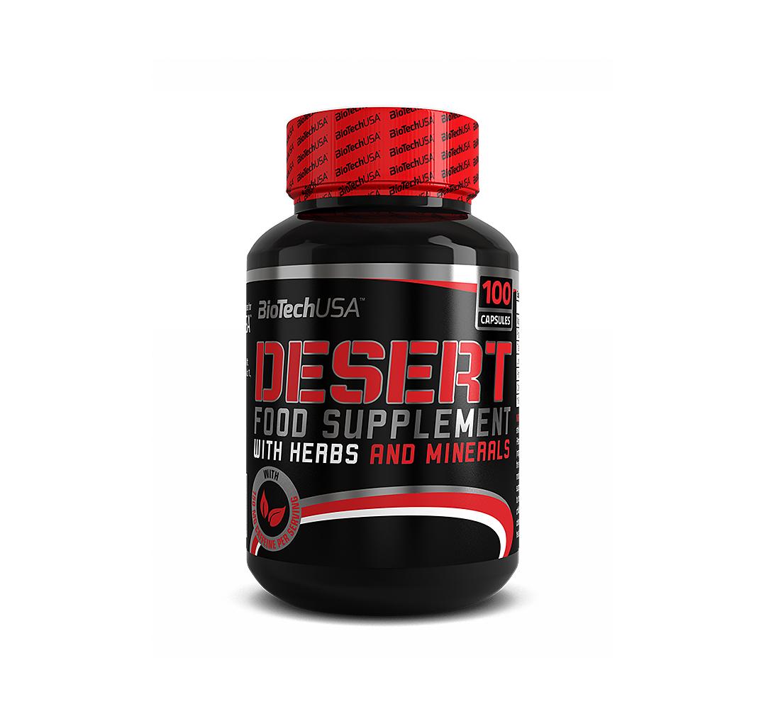 BioTech Desert - 100kaps.