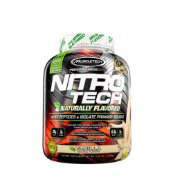 MuscleTech Nitro Tech Performance Naturally Flavored - 1820g