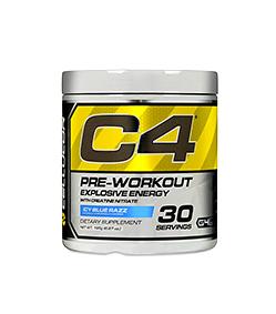 Cellucor C4 G4 - 195g