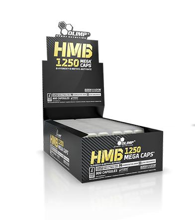Olimp HMB 1250 Mega Caps - 30kaps.