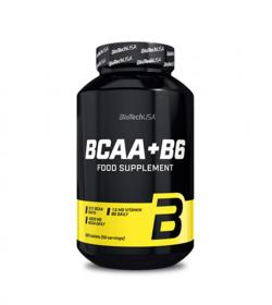 BioTech BCAA + B6 1000 - 200tabl.