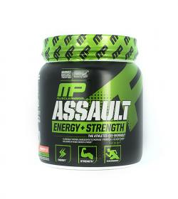 MusclePharm Assault Energy + Strenght - 333-345g