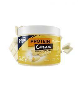 6PAK Nutrition Protein Cream - 500g