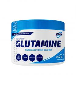 6PAK Nutrition Glutamine - 240g