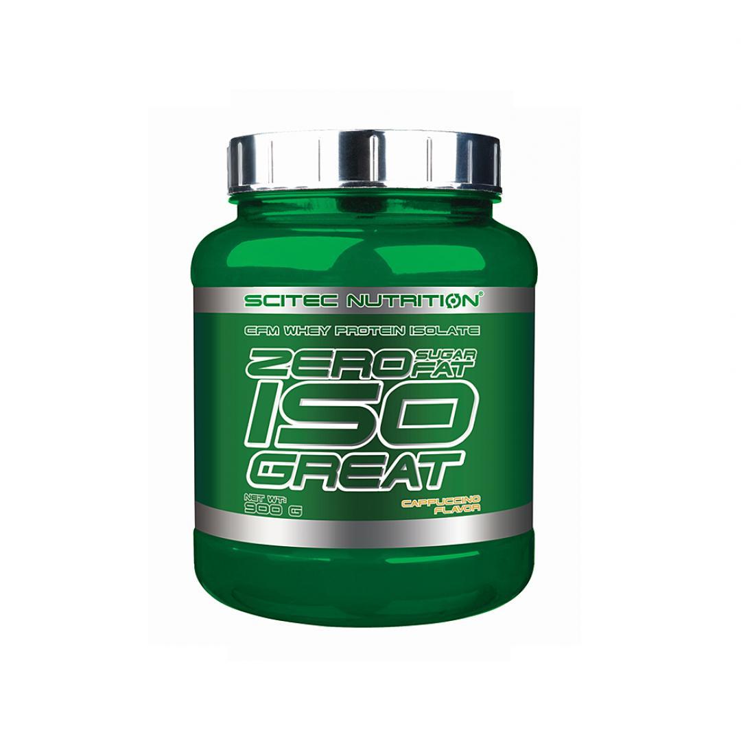 Scitec Isogreat Zero Sugar - 900g