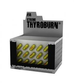 FA Nutrition Xtreme Thyroburn - 120tabl.