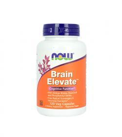 NOW Foods Brain Elevate - 120 kaps