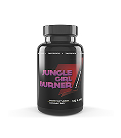 7Nutrition Jungle Girl Burner - 120 kaps.