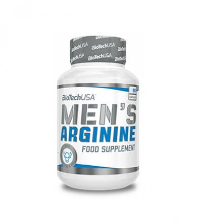 BioTech Men's Arginine - 90kaps.