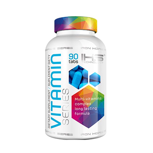 IHS Vitamin Series - 90tabl.