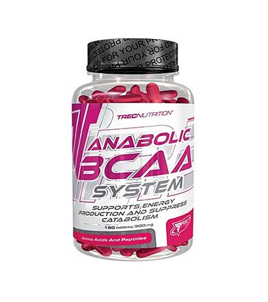 TREC Anabolic BCAA System - 150tabl.