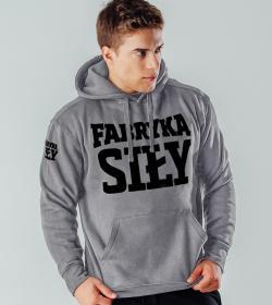 Fabryka Siły Bluza Grey - 1szt.