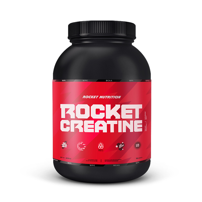 Rocket Nutrition Rocket Creatine - 500g