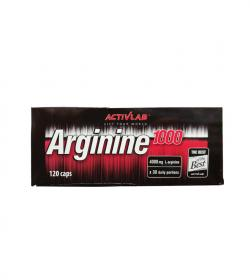 Activlab Arginine 1000 - 120 kaps.