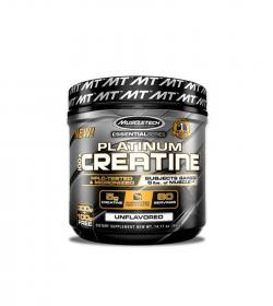 MuscleTech Platinum Micronized Creatine - 400g