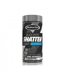 MuscleTech Shatter Neuro N.O. Black Onyx - 60kaps.