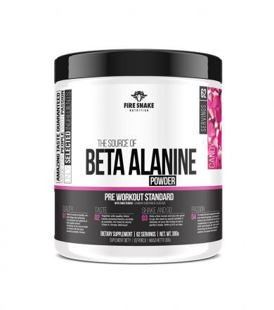 FireSnake Beta Alanina - 300g