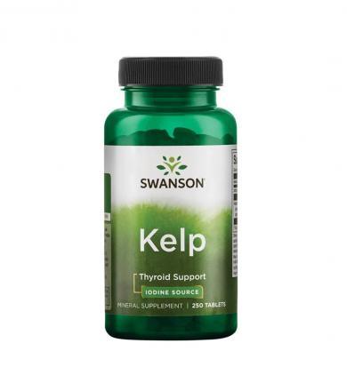 Swanson Kelp - 250tabl.