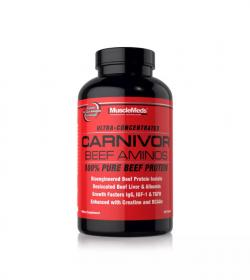 MuscleMeds Carnivor Beef Amino - 300tabl.