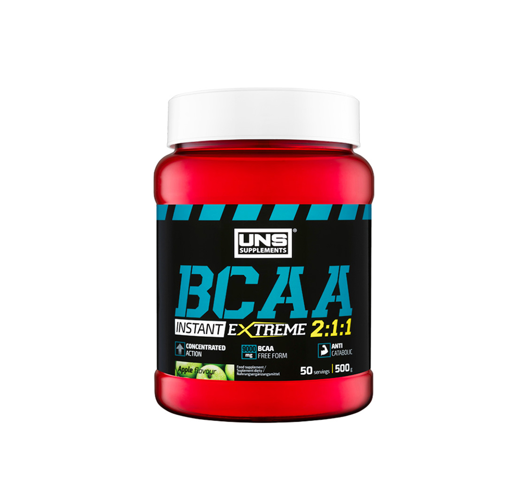 UNS BCAA Extreme Instant 2:1:1 - 500g