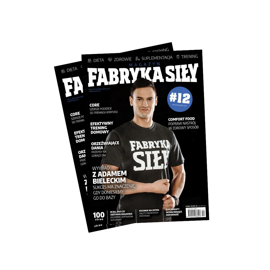 Magazyn Fabryka Siły #12 (Lipiec 2020)