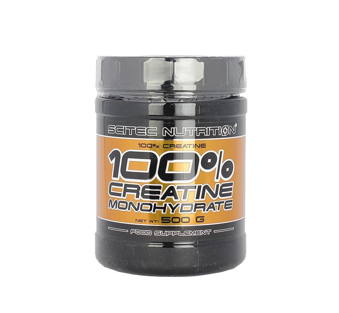 Scitec 100% Creatine Monohydrate - 300g